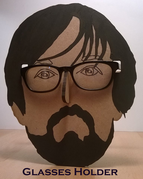 Jarvis Cocker Glasses Holder