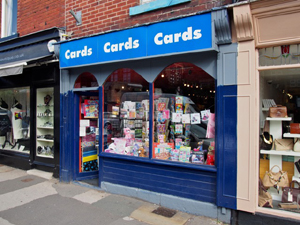 Cards, Cards, Cards Sharrow Vale Rd