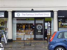 Famous Sheffield Shop