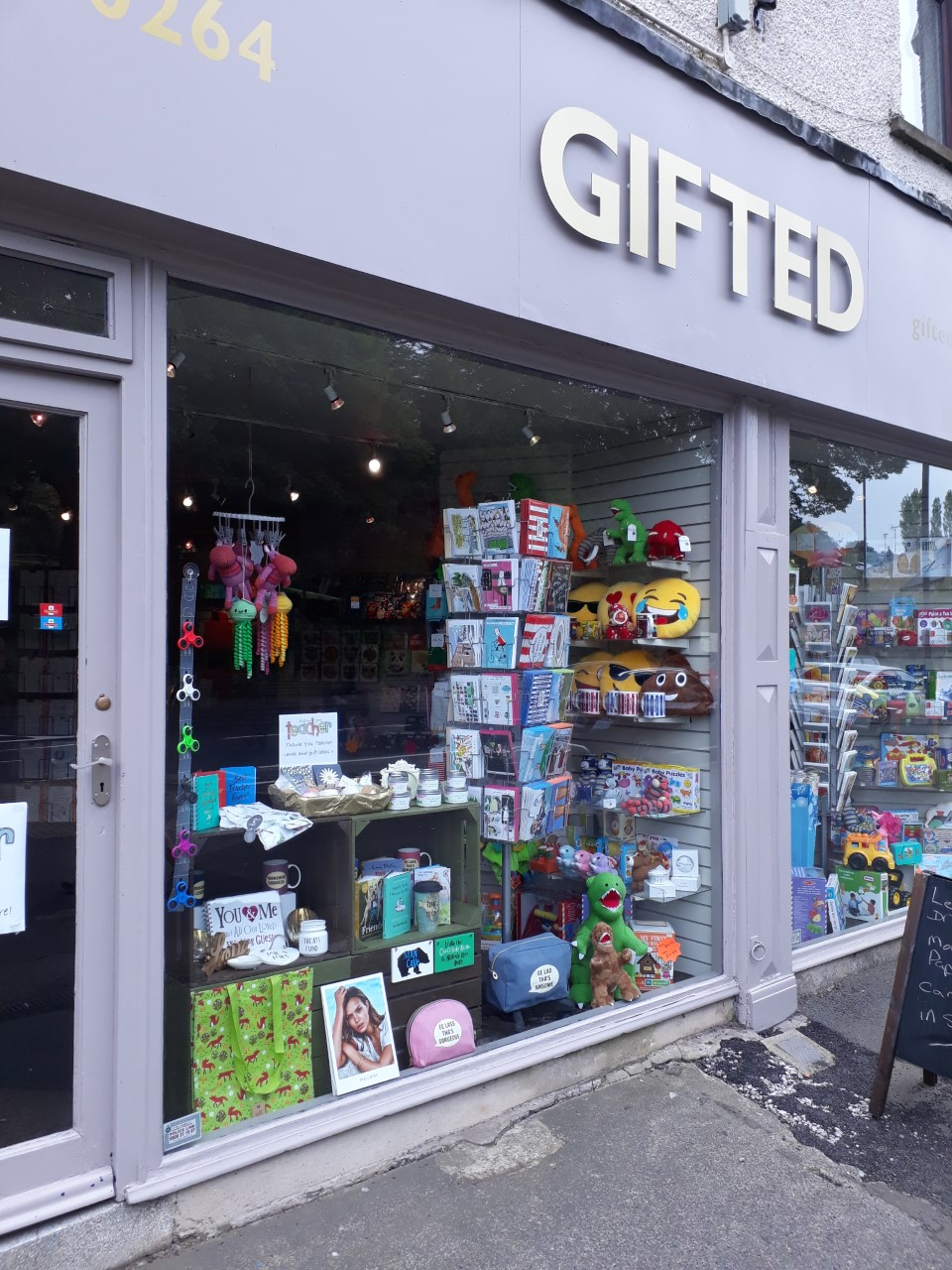 Gifted Ecclesall Rd South